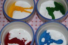 Diy Toys, Art For Kids, Arts And Crafts, Lily, Ice Cream, Fun, Creative, No Churn Ice Cream, Art Kids