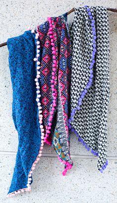 BOHO scarfs SS15 now available! www.novamelina.com #novamelina #boho #gypsy #fashion #handmade
