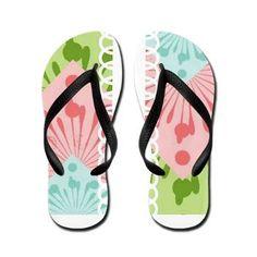 Island Lace 2 Flip Flops