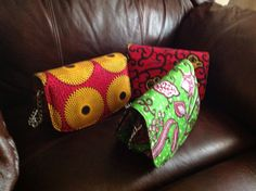 Ankara purses for girls (& ladies too). Grab these to head for serious shopping. Will comfortably hold keys, wallet and celly. https://www.pinterest.com/janethokoronkwo/crocodile-ostrich-and-ankara-handbags-and-purses/