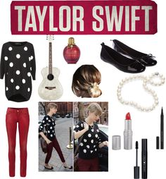 """""""Taylor Swift's Style"""" by norwalcake on Polyvore"""