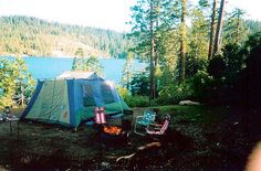 Camping is the one things your kids will remember about their childhood....