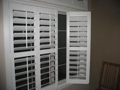 Shutters with a decorative valance Shutters Pinterest As