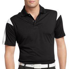 IZOD® Golf Interlock Polo Shirt - jcpenney