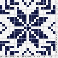 knit charts nordic motifs - Google Search