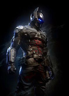 Batman: Arkham Knight Arkham Knight Concept