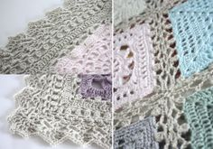 Cherry Heart: Sampler Blanket