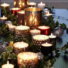 Kelly Hoppen's Christmas Decorating tips