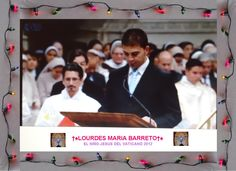 LAS PALABRAS DE APERTURA CELEBRACIÓN A LA MISA DEL 24 DE DICIEMBRE DEL VATICANO 2012.    †♠LOURDES MARIA†♠