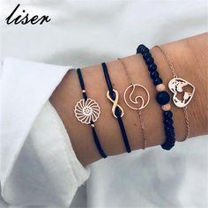 Arrow Bracelet, Tassel Bracelet, Heart Bracelet, Stone Bracelet, Bracelet Set, Bangle Bracelets, Flower Bracelet, Silver Bracelets, Stone Jewelry