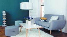 Una sala de dimensiones reducidas no tiene por qué dejar de ser funcional y acogedora. De acuerdo con la interiorista Sophia Bardelli, la clave consiste en elegir muebles y accesorios multifuncionales y que no atiborren el espacio, y una óptima distribución de los elementos, para no afectar la circulación.
