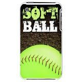 Softball iPhone Cases