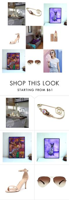 Great gift ideas by explorer-14752626181 on Polyvore featuring косметика, tarte, Verali and Ray-Ban