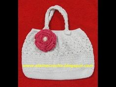 CROCHE - BOLSA NEW BAG