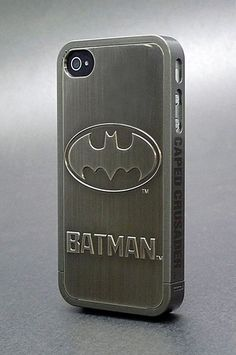 3D BATMAN Hard Back Case for iPhone 4 + LCD Protector - #1
