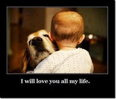 It's a promise.  #love #dog