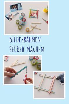Viele schöne Fotos? Hier gibt's die Anleitung für den passenden Rahmen: http://www.gofeminin.de/wohnen/bilderrahmen-selber-machen-d60231.html  #bildderrahmen #diy