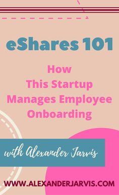 Henry Ward, CEO at eShares talks about how they do employee onboarding, with some valuable lessons for startup businesses to think about applying. Medium Blog, Start Up Business, Scale, Deck, How To Apply, Learning, Weighing Scale, Front Porches, Studying