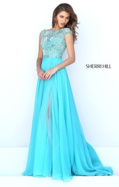 Sherri Hill 50445