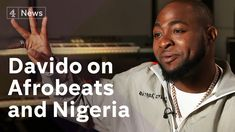 Davido on Afrobeats and a future career in Nigerian politics New Africa, Africa News, Afro, Music Promotion, Future Career, Alpha Male, Trending Videos, Kinds Of Music, Career Advice