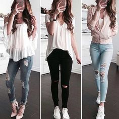 Clothes For Teens Classy Casual Ideas For 2019 Cute Casual Outfits, Swag Outfits, Mode Outfits, Chic Outfits, Spring Outfits, Dress Outfits, Girl Outfits, Teenage Outfits, Teen Fashion Outfits