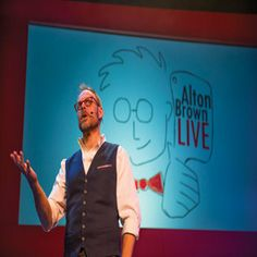 Alton Brown's Tasty Tour comes to Charlotte February 24!