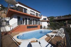 Villa Tacuma, Lloret de Mar, Costa Brava #Villatacuma