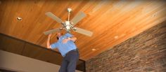 Handyman Services Trust Premier Residential Services for any repair, installation, and regular maintenance for your vacation home. No job is too small for our handyman team. See our website to learn more. Ceiling Fan, Trust, Vacation, Website, Home Decor, Vacations, Decoration Home, Room Decor, Ceiling Fan Pulls