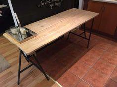 Fajny stół z starego drewna Czechowice-Dziedzice - image 1