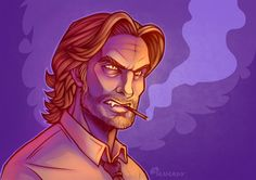 The Wolf Among Us -----I reeeeallly need to get my hands on this game somehow. It's amazing. I've only been exposed to it, though, by watching Cry on YouTube play it xD
