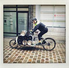 Malteni express delivery ! . . . . . . . #cocktail #leMondeModerne #MondeModerne #lille #bar #biere #maltenibeer