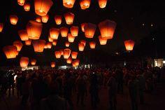 Lantern Festival — Pingxi, Taiwan | The 15 Wildest Parties Around The World
