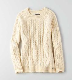 AEO Cable Knit Sweater - Buy One Get One 50% Off