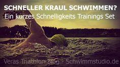 Kraul schwimmen Schnelligkeitstraining Triathlon, schneller Kraul schwimmen Triathlon, Kraulschwimmen Schnelligkeit Triathlon
