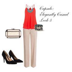 M:SP - Capsule Elegantly Casual Look 5