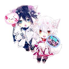 Anime Chibi, Anime Art, World Domination, Ichimatsu, Tomoe, Cover Songs, Original Song, Animation Film, Akatsuki