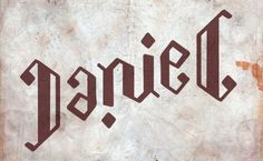 Ambigram tattoo I want. My son's name
