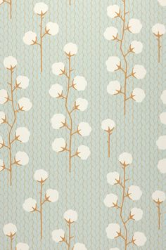 Sweet Cotton | Novelty wallpaper | Wallpaper patterns | Wallpaper from the 70s