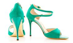 Gamuza Turquesa - always one of my favorite colors and styles and on my To Buy list