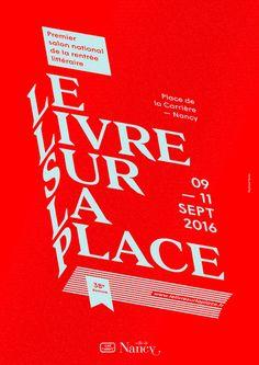 Le Livre sur la Place - Édition 2016 by Raphaël Teillet