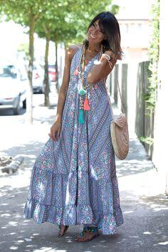 """Mint dress"" : Alice rises up Mint Dress, Floral Maxi Dress, Boho Dress, Plus Size Maxi Dresses, Summer Dresses, Boho Outfits, Fashion Outfits, Moda Hippie, Ibiza Fashion"