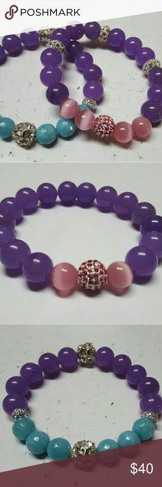 Beaded Bracelet 2 for $40 shipping free w/ Jewelry Bracelets