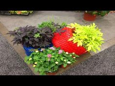flower tire planter ideas make beautiful planters from old tires - Planting Beds Design Ideas