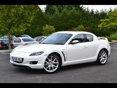 40th Anniversary Ltd Edition Mazda Rx-8 Very Pretty