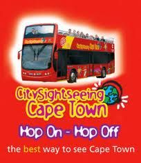 This is the best way to find your bearings in Cape Town. There are two routes ... The RED route covers all of the city's most famous landmarks including Table Mountain and The World Cup stadium. The BLUE route does the outskirts of the city and then out to Kirstenbosch gardens, Constantia winelands and Hout Bay. Book tickets online for a better deal ! www.citysightseeing.co.za