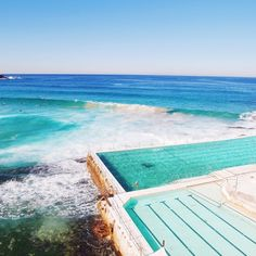 Hey there, big blue  Chill time between adventures. #bondi #dreamy