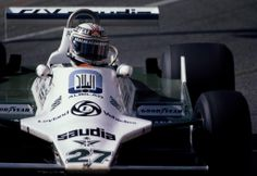 Alan jones was the first man to win a drivers WC with@WilliamsF1Team