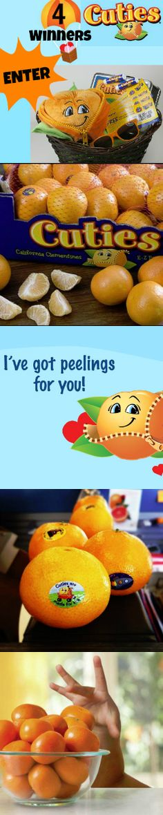 Want to win a month's supply of Cuties? (ends Feb. 20) ENTER HERE -----> http://freebies4mom.com/2013/02/14/wincuties/