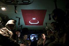 Turkey Commando in (MRAP BMC Kirpi 4x4)