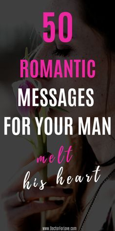 ♥♥♥ Visit the link to make your man crazy about you. Beautiful romantic messages that will melt your husband's heart. Show your loved one you loved him and make him feel special today. Romantic message for husband/ Romantic messages for spouse… Romantic Messages For Husband, Love Message For Boyfriend, Love Message For Him, Messages For Her, Romantic Texts For Him, Appreciation Message For Boyfriend, Love Notes For Husband, Sweet Text Messages, For Love